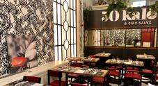 «50 Kalò di Ciro Salvo London» la migliore pizzeria d'Europa