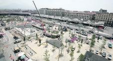 Napoli, la beffa di piazza Garibaldi: saltato il termine dei lavori