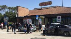 Incidente in autogrill per il vicepremier Di Maio: l'auto blu tamponata da vettura senza freni