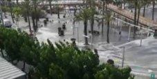 Immagine Mini-tsunami a Maiorca e Minorca, paura tra i turisti