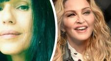 Madonna stalker dopo dopo un bacio alla modella: «Era il mio capo e mi ha molestata»