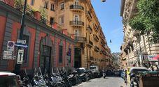 Napoli, via Martucci diventa medievale: in strada dame, cavalieri e cartomanti