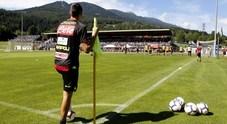 Il Napoli torna in campo a Trento: c'è Anna Trieste tra i tifosi