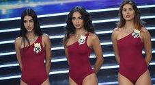 La napoletana Fiorenza D'Antonio seconda a Miss Italia: «Ma è lei la più bella»