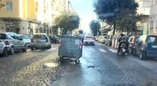 Buche, Napoli chiede i danni: 10mila cause contro il Comune