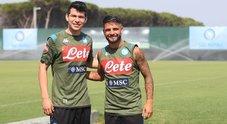 Napoli, sale la febbre da campionato: «Sarà l'anno dello scudetto»