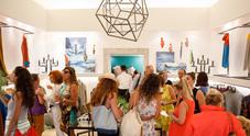"""Capri, Farella porta in boutique il """"Mare d'Inverno"""" con la collezione A/I 2019-20"""
