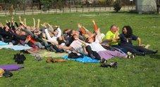 Solstizio d'estate e Giornata Internazionale dello Yoga alle Stufe di Nerone