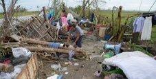 Immagine Filippine, 74 morti per il tifone Mangkhut