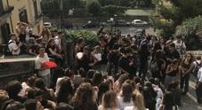 Liceo Sannazaro, mille studenti in assemblea al Vomero