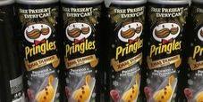 Immagine Pringles al Prosecco, scatta il sequestro