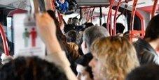 Immagine «Ho una bomba in borsa», e semina il panico sul bus