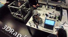 Dal laboratorio di Capocastello nasce Poly, la più piccola stampante 3D ecosostenibile