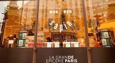Il provolone del Monaco, le alici di Cetara e il mandarino «sposano» il panettone: le bontà di Pompei arrivano a Parigi