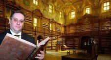 Saccheggio Girolamini, De Caro: portai negli Usa libro con note Galilei. «La biblioteca infestata dai tarli»