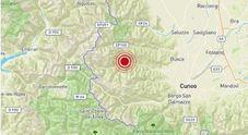 Terremoto in provincia di Cuneo alle 20.13, paura in molti comuni alpini