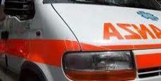 Immagine Moto contro il camion, muore senza patente