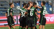 L'Inter di Spalletti stecca la prima: al Sassuolo basta il solito Berardi