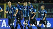 L'Atalanta riscrive la storia:  Ilicic e Gomez ribaltano la Fiorentina