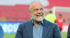 Napoli, ADL tende la mano ai tifosi: «60 euro per le tre gare Champions»