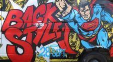 La festa dei graffiti: a Bagnoli oltre 40 writers provenienti da tutto il mondo