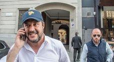 Napoli, Salvini all'attacco di de Magistris: «Sindaco distratto»