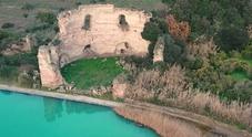 Lago d'Averno, il tempio di Apollo visto dal drone diventa virale