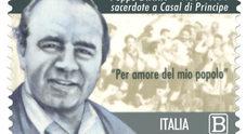 Un francobollo per ricordare Don Peppe Diana, a 25 anni dalla sua morte