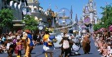 Immagine Terrore a Disney World, corpo carbonizzato in auto