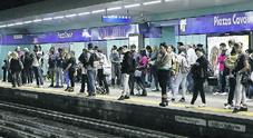 Metropolitana di Napoli al collasso: «Serve un mese per tornare alla normalità»