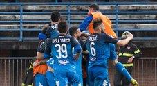 L'Empoli strapazza il Torino: 4-1 e Andreazzoli «vede» la salvezza