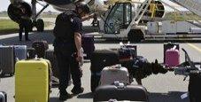 Immagine Falso allarme bomba, fermo aereo Lufthansa