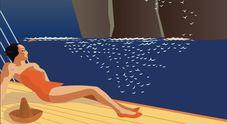 """""""Un' altra Capri"""", Garofano racconta i miti e le storie dell'isola azzurra nella limonaia dell'Hotel Syrene"""