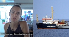 Sea Watch, attesa per lo sbarco