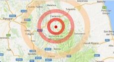Terremoto a Muccia, ancora paura nella notte nel Maceratese