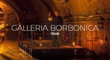 Galleria Borbonica, riprendono le visite in zattera: primo incasso devoluto a famiglia vittima Ponte Morandi