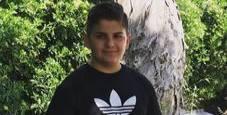 Immagine In scooter contro l'auto della Finanza, Gianluca morto a 15 anni