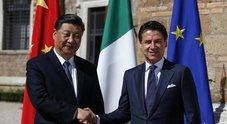 Italia-Cina, il Sud fuori dalle rotte: solo 3 imprese restano in gioco
