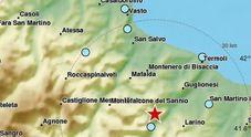 Terremoto in Molise di 4.2, paura ma nessun danno. Ingv: «Evento nuovo e profondo»