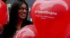 Dagli innamorati di Napoli a Chagall, tante idee per il fine settimana
