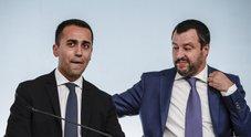 Di Maio e Salvini, la rottura è anche social: si defollowano a vicenda su Instagram