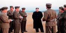 Immagine La Corea del Nord testa nuova arma ultramoderna