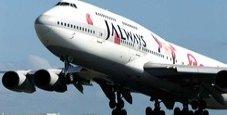 Immagine Japan Airlines, test alcol fallito 19 volte in un anno