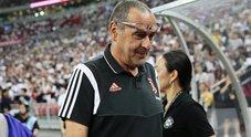 La Juventus di Sarri parte male: magia di Kane, vince il Tottenham