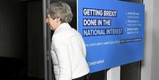 Immagine Brexit, promessa May:  «C'è una nuova proposta»