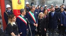 A Napoli il largo Simonetta Lamberti, vittima innocente di camorra. La madre: «Il dolore cresce ogni giorno di più»