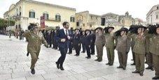 Immagine Concluso a Matera il Raduno dei Bersaglieri