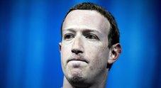 Facebook: Zuckerberg non si dimetterà