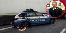 Immagine Tir sugli agenti al lavoro dopo incidente: tre morti