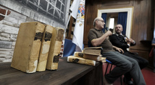 Napoli, riconsegnati alla Biblioteca nazionale otto volumi del XVIII secolo: furono rubati trent'anni fa